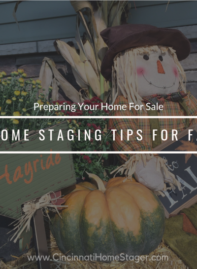 5 Home Staging Tips For Fall